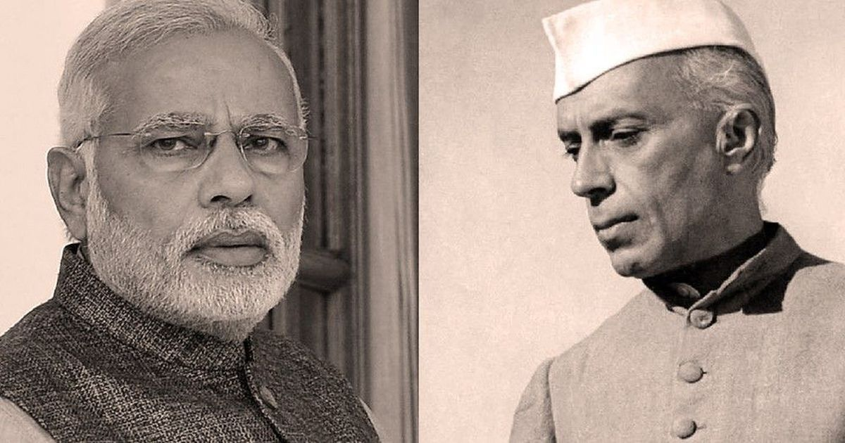 As Modi undermines Nehru, India is becoming Pakistan's mirror image
