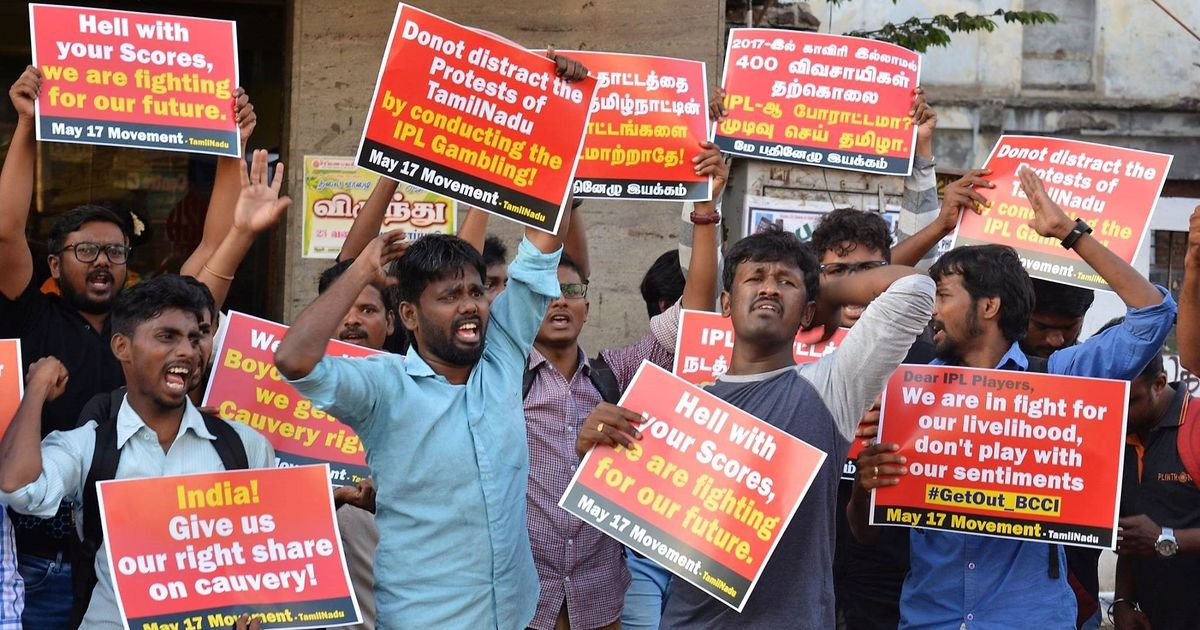 Cauvery protests have helped fringe Tamil nationalist groups gain visibility and support
