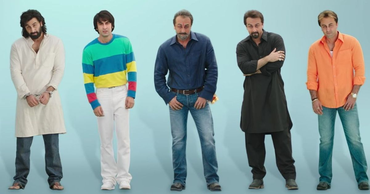 'It was a fan trying to play his icon on screen': Ranbir Kapoor on being Sanjay Dutt in 'Sanju'