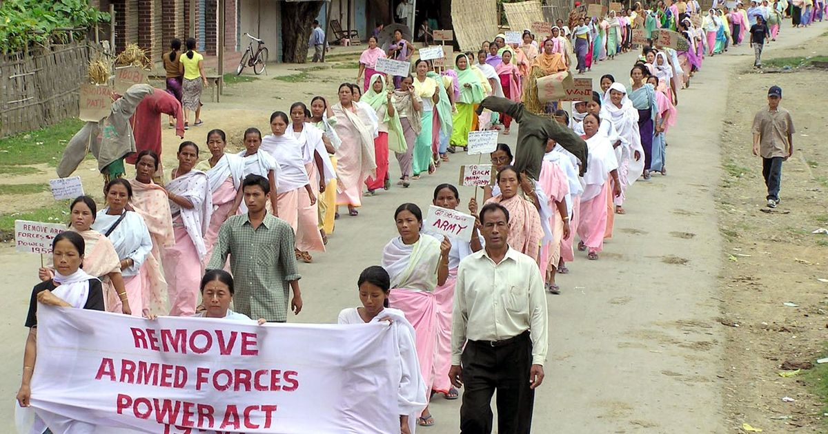 The Daily Fix: AFSPA withdrawal from Meghalaya and Arunachal is a hopeful sign for North East