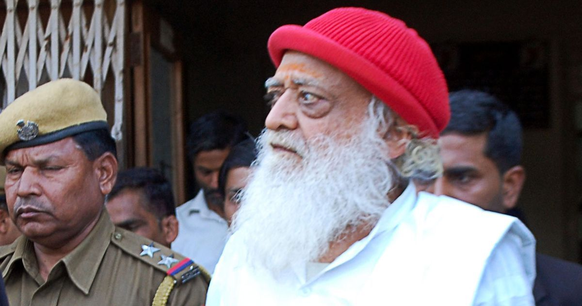 Jodhpur court sentences Asaram to life imprisonment in rape case