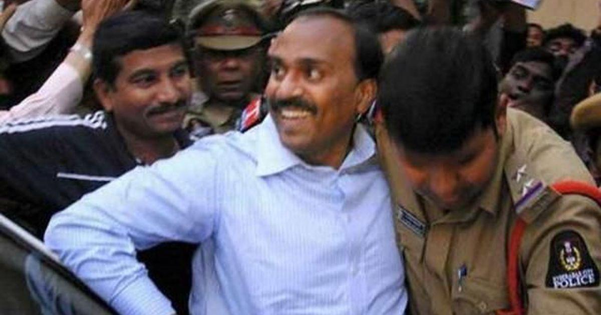 Karnataka elections: Mining baron G Janardhan Reddy campaigns for BJP
