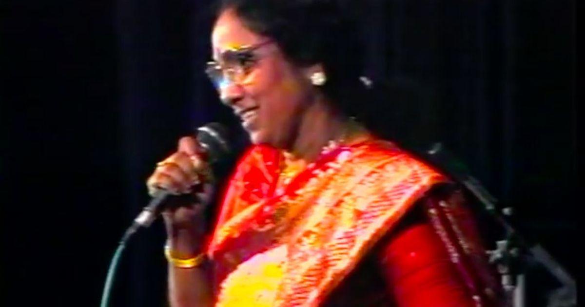 Singer MS Rajeswari dies in Chennai at 87