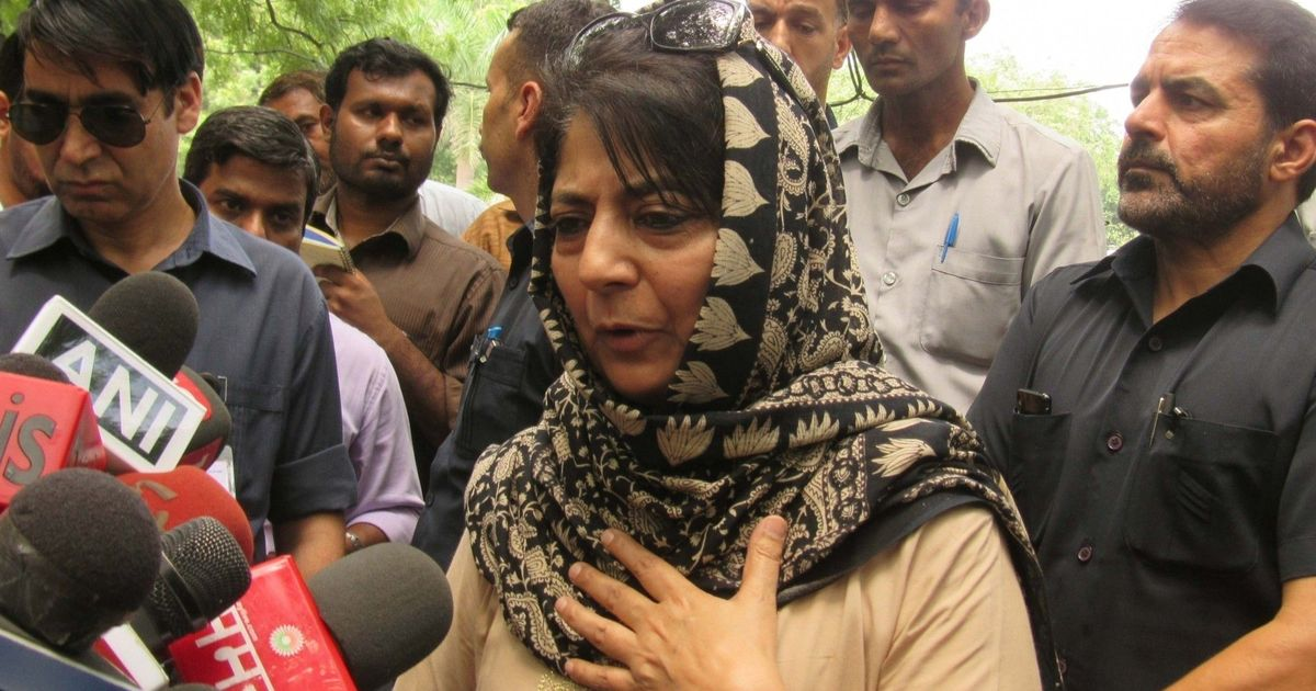 Jammu and Kashmir: Advocate for main accused in Kathua case calls Mehbooba Mufti a 'jihadi CM'