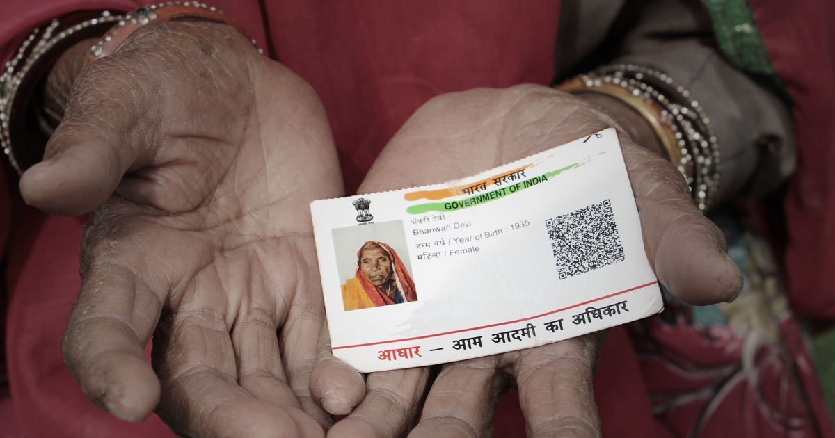 Andhra Pradesh government uploaded online Aadhaar data of 89 lakh MGNREGS workers, claims researcher