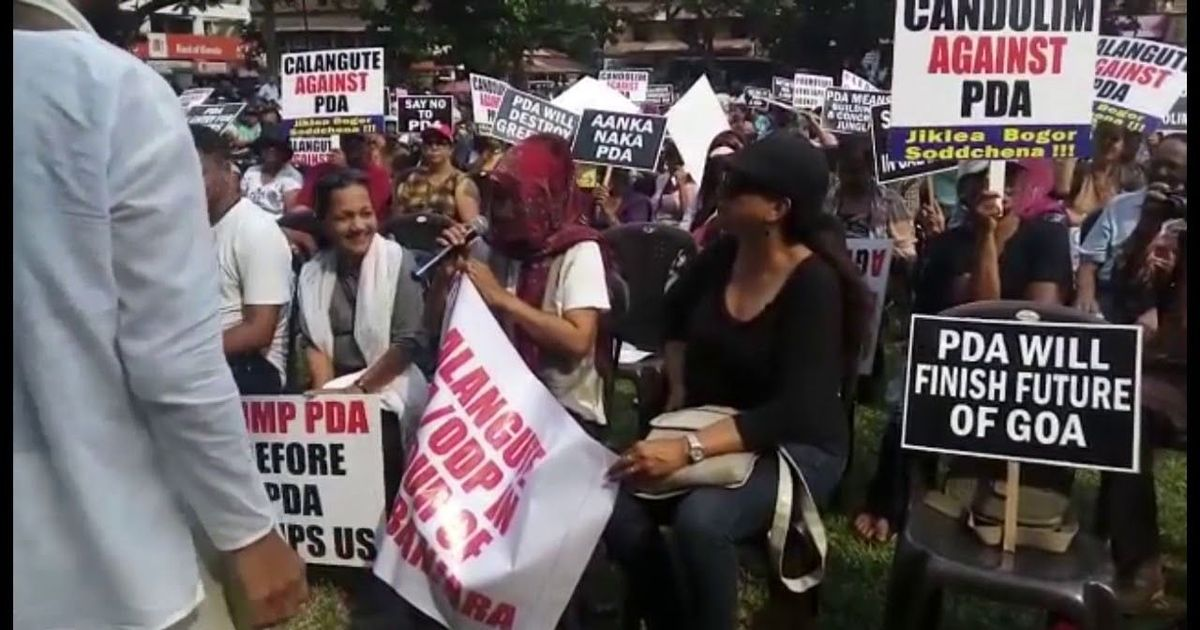Goa Catholic Church is targetted in 'hate video' as stir against urbanisation plan stings government