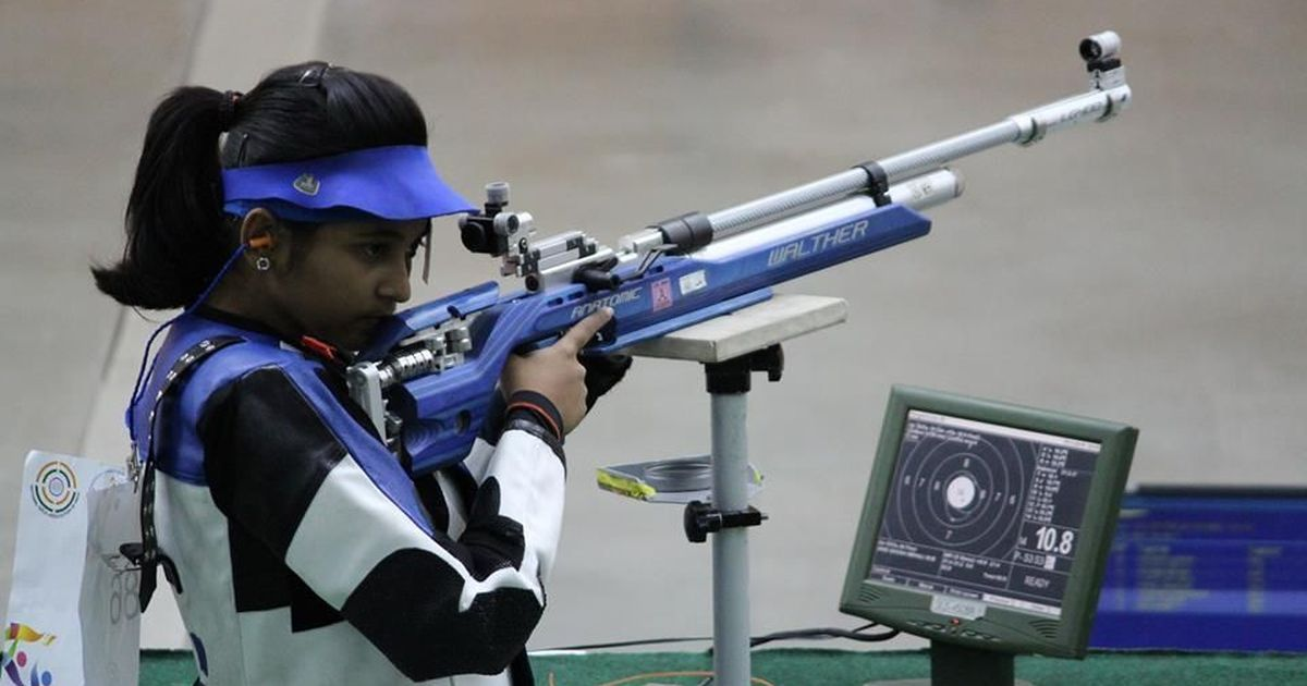 'Patience is the one thing I learnt from CWG': 17-year-old shooter Mehuli Ghosh keen to improve