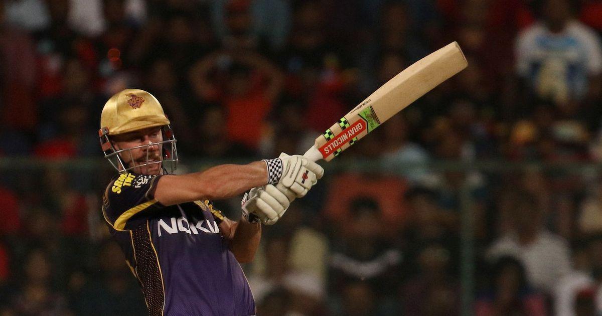 Chris Lynn powers Kolkata Knight Riders to six-wicket win over Royal Challengers Bangalore
