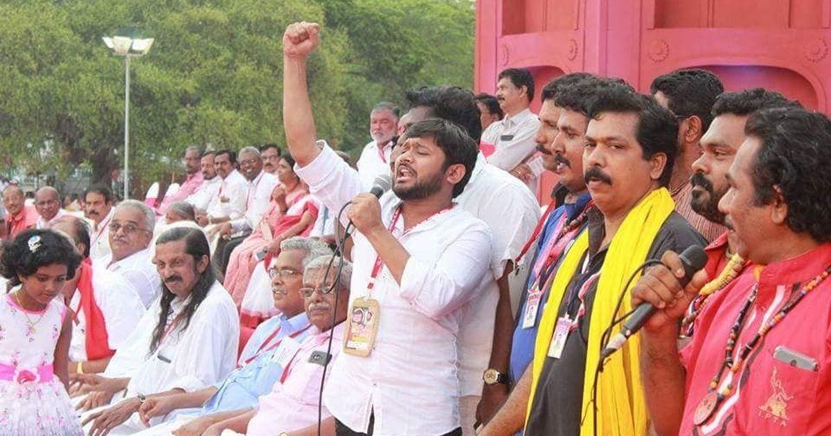 Kanhaiya Kumar elected to CPI's national council, Sudhakar Reddy named general secretary again