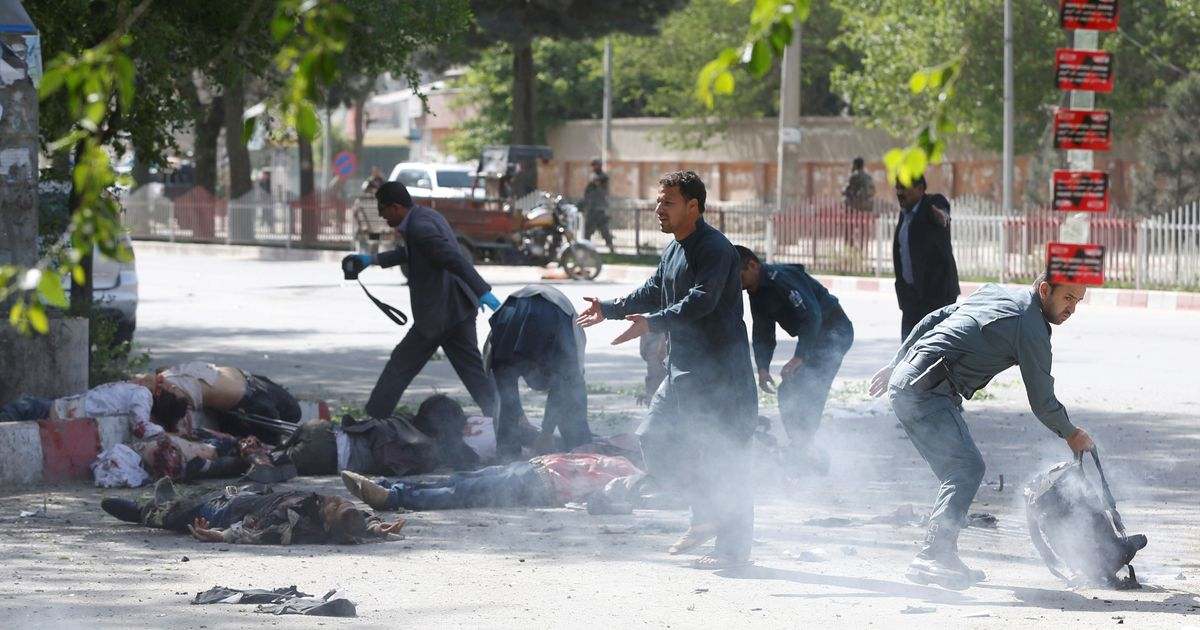 Kabul: 36 killed, several injured in two consecutive explosions