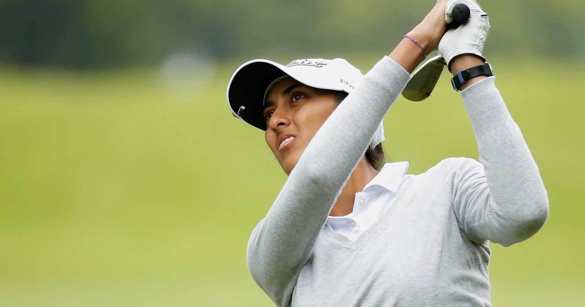 India's Aditi Ashok registers best finish on the LPGA with T-7 in San Francisco