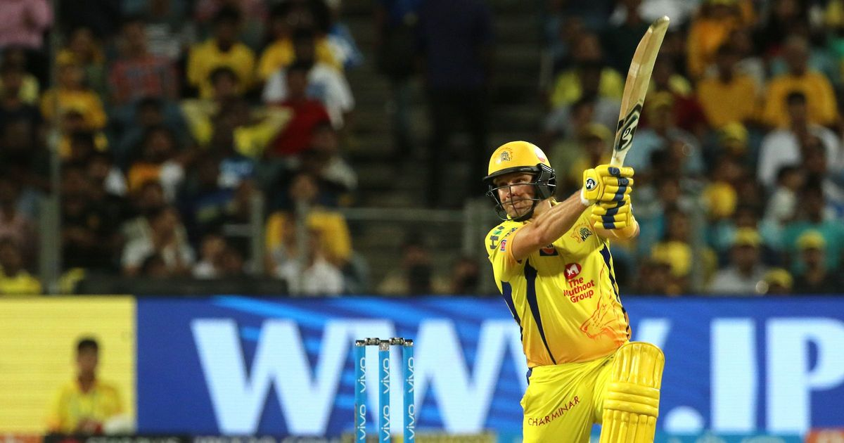 Scintillating half centuries from Watson, Dhoni takes Chennai to 13-run win over Delhi Daredevils