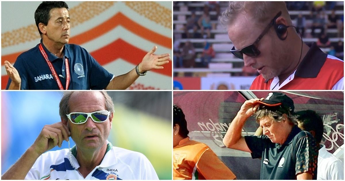 A bizarre musical chair: Indian men's hockey team and its head coaches in the past decade