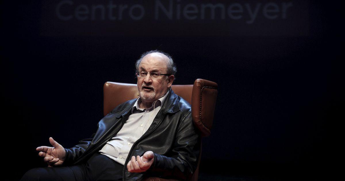 Vice Studios developing documentary on Salman Rushdie's 'The Satanic Verses'
