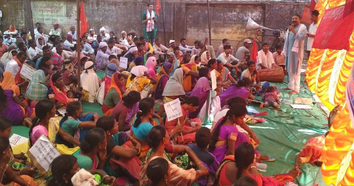 Jharkhand: Over 12,000 workers sign petition demanding increase in wages under NREGA, other rights