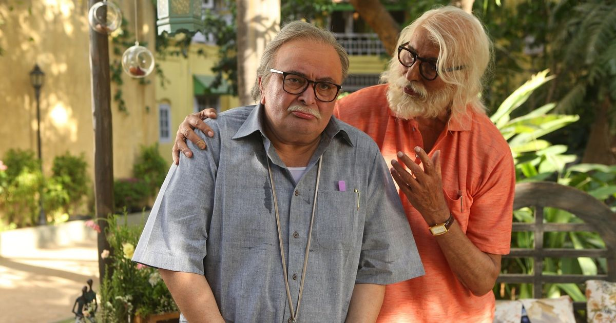'102 Not Out' film review: Daddy knows best, even when he is over a hundred