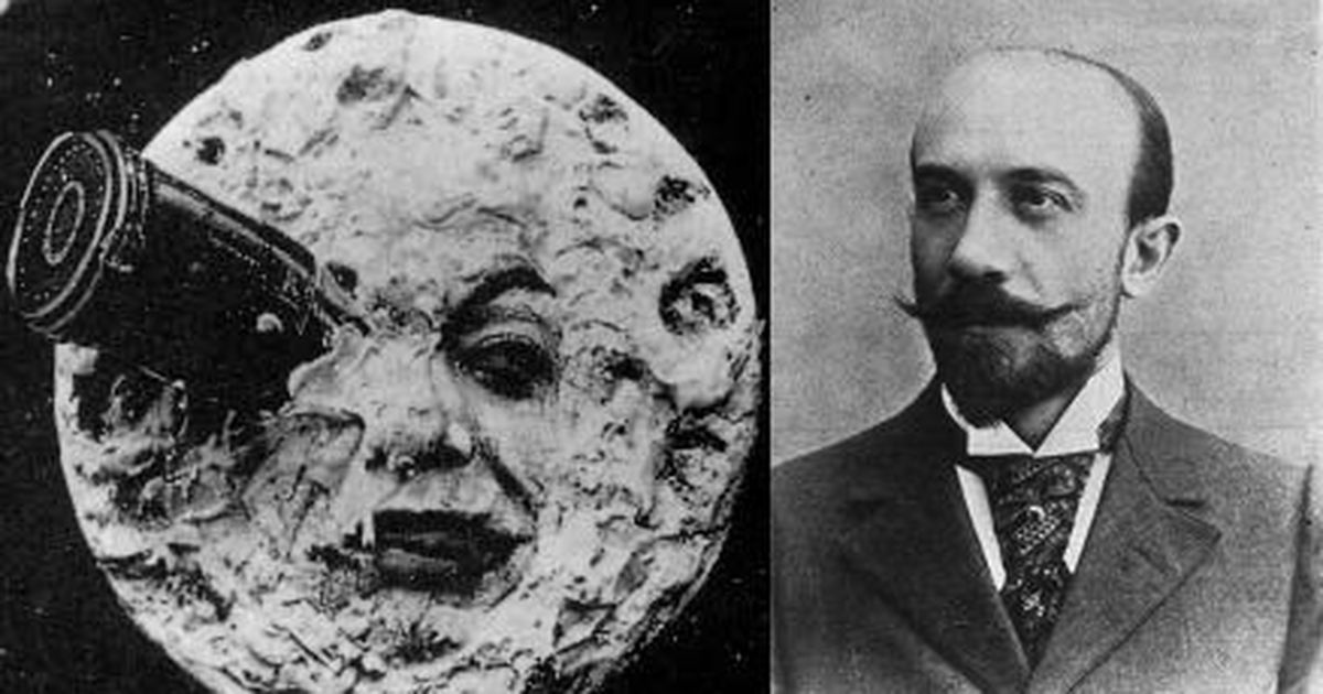 Georges Melies pushed the boundaries of cinema with his visual effects and imagination