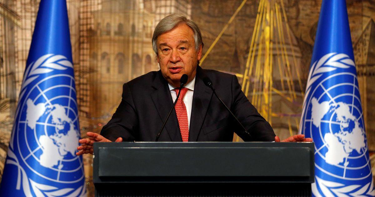 United Nations secretary general urges Donald Trump not to scrap Iran nuclear deal