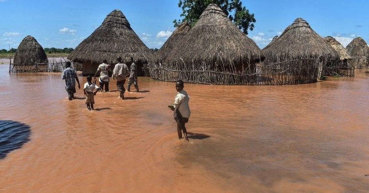 Flooding in Kenya has claimed 112 lives since March, says Red Cross