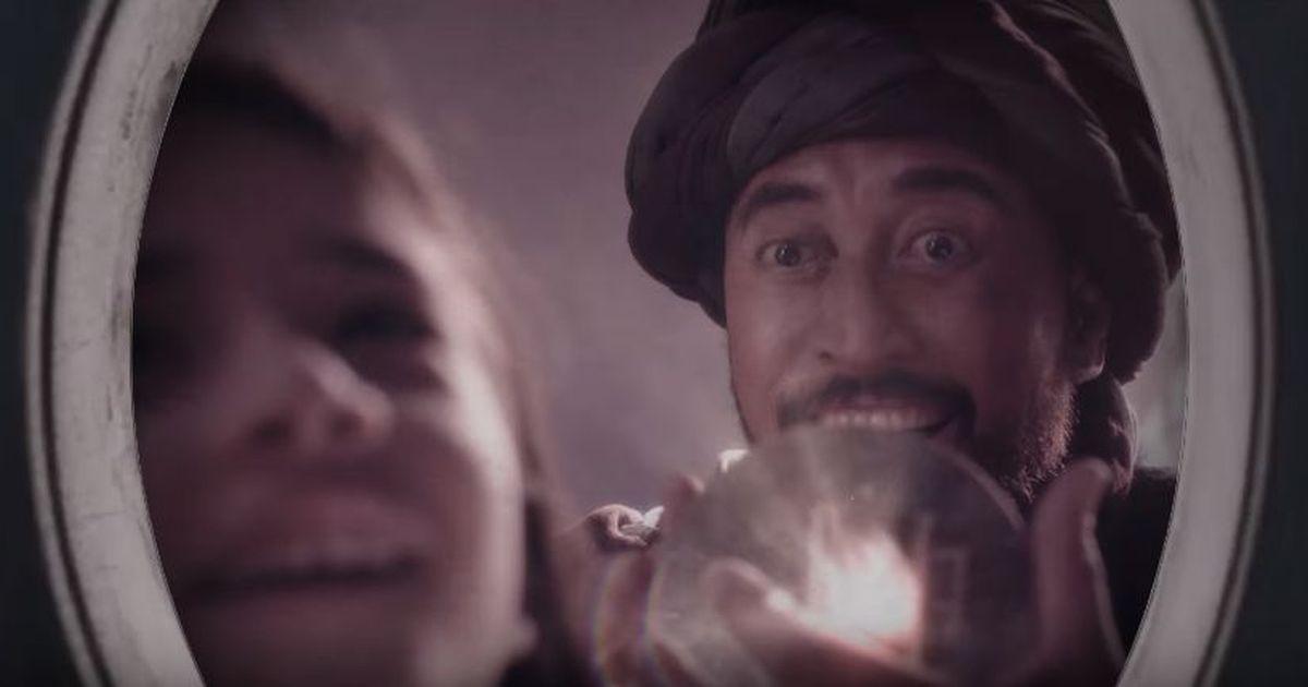 'Bioscopewala' teaser: Danny Denzongpa dons the lead role in the new 'Kabuliwala' adaptation