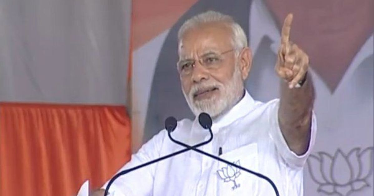 Karnataka election: There is a tacit alliance between Congress and JD(S), says Narendra Modi