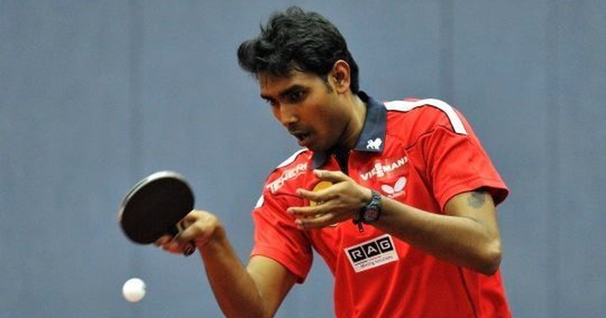 Sharath Kamal wins both his matches to help India beat Romania 3-1 in World Team TT Championship