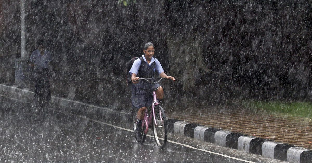Schools in Haryana to remain closed on Monday and Tuesday due to thunderstorm, squall warning