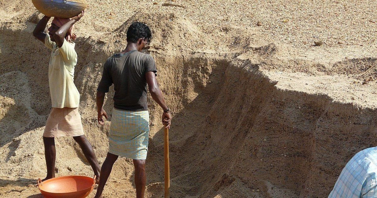 In communally volatile coastal Karnataka, sand mining and politics feed off each other