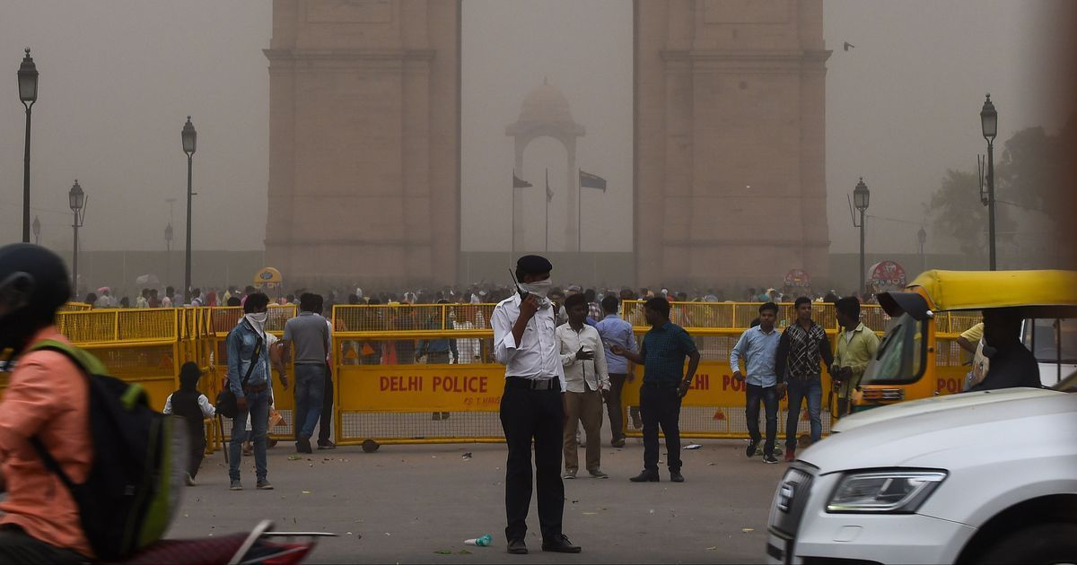 The big news: Delhi, UP and Haryana brace for thunderstorms, and nine other top stories