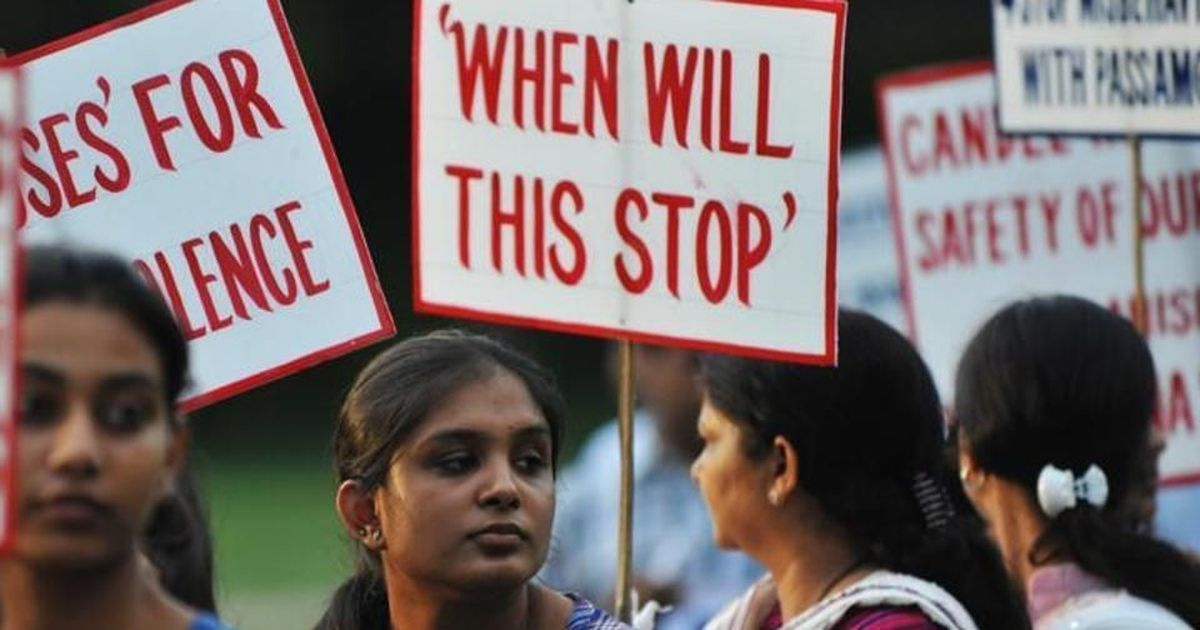 Uttar Pradesh: Two men allegedly rape woman in a moving car after throwing out her toddler