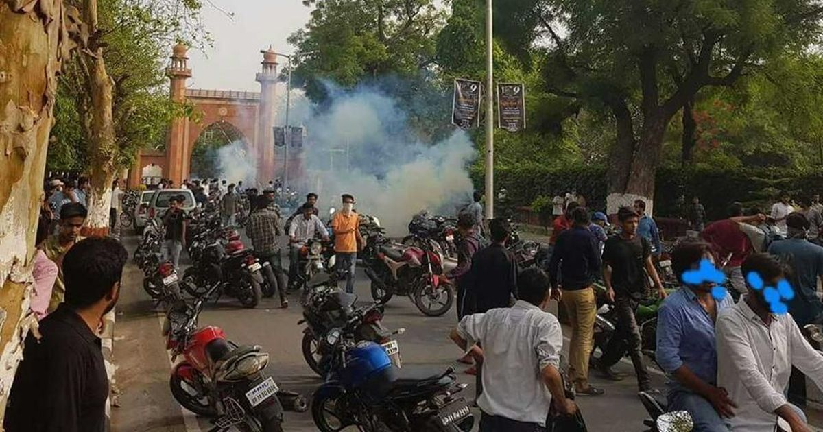 Opinion: Hindutva groups' assault on AMU was never about Jinnah. It had a more sinister motive