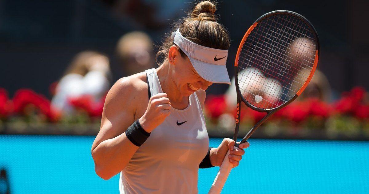 Madrid Open: Halep thrashes Mertens to set up Pliskova clash, Del Potro makes a winning start
