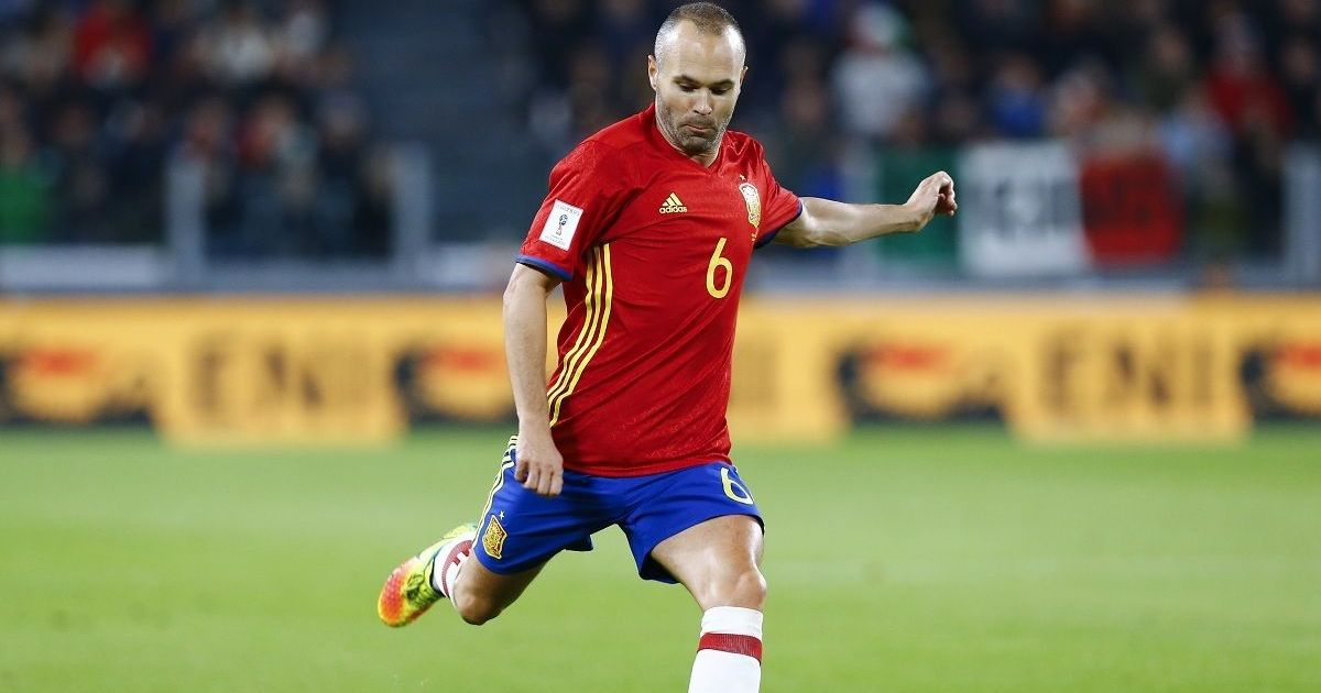 Australian football federation plans to recruit Andres Iniesta as A-League's marquee star