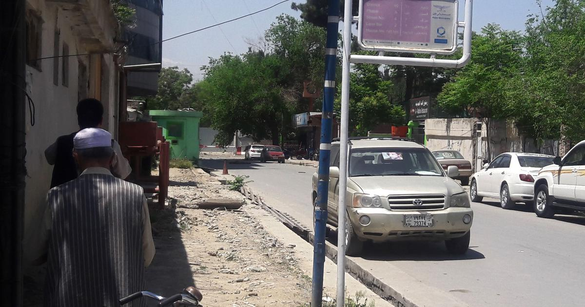 Afghanistan: Two policemen killed after suicide bombers attack police station in western Kabul