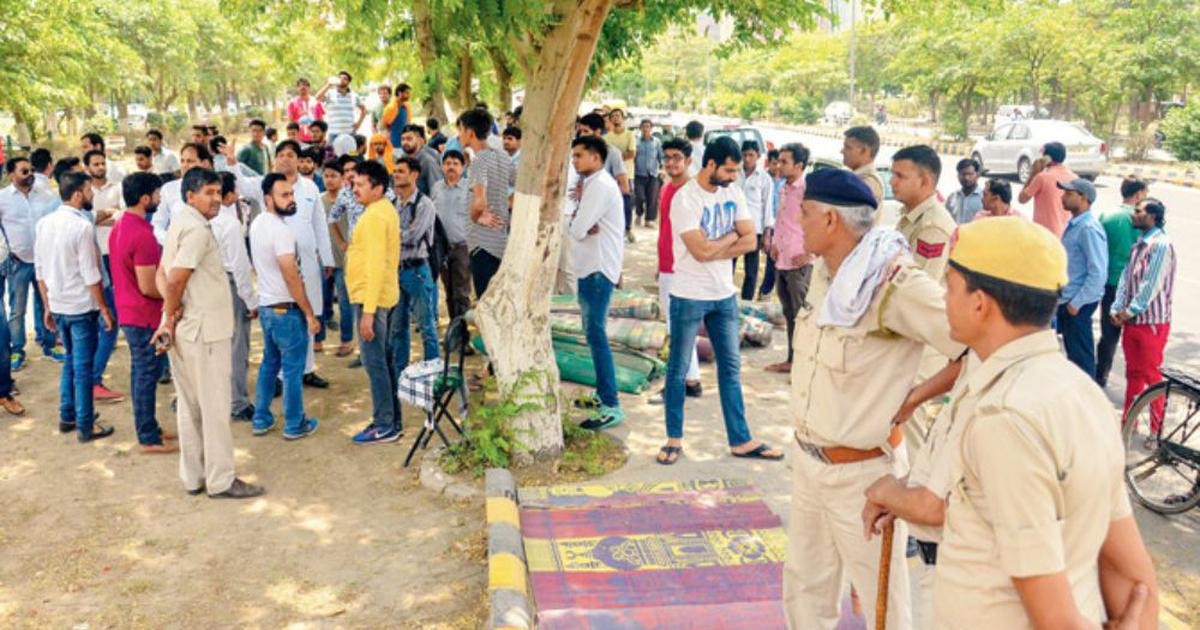 Gurugram namaaz row is part of the larger debate about good illegality vs bad encroachment