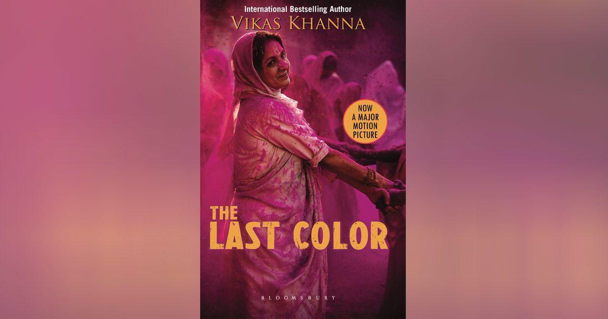 Teaser for Vikas Khanna's 'The Last Colour' unveiled at Cannes Film Festival