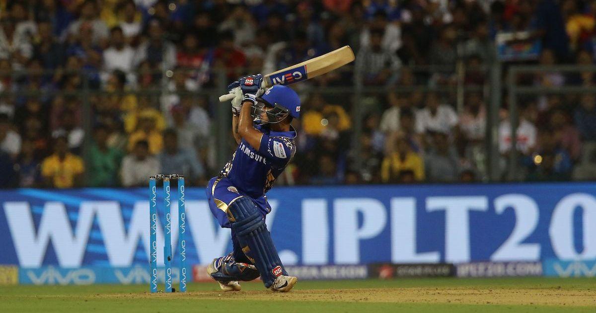 Ishan Kishan credits skipper Rohit Sharma's motivation for his 21-ball 62 against KKR