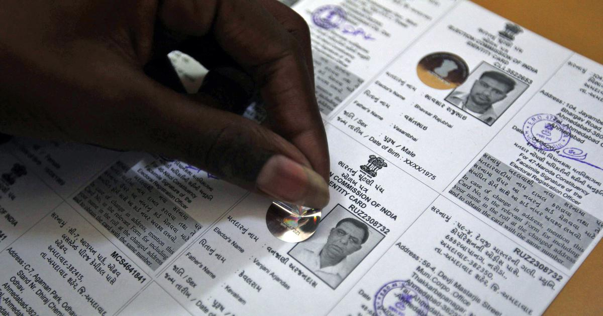 Seized voter ID cards in Bengaluru: 'Theories that are causing noise do not make much sense'