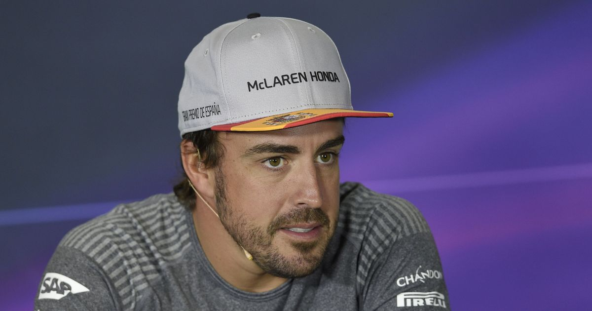 Fernando Alonso hints at Formula One exit after 'predictable' calendar