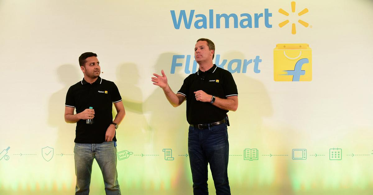 'It makes zero sense': Why American investors aren't sold on Walmart's acquisition of Flipkart