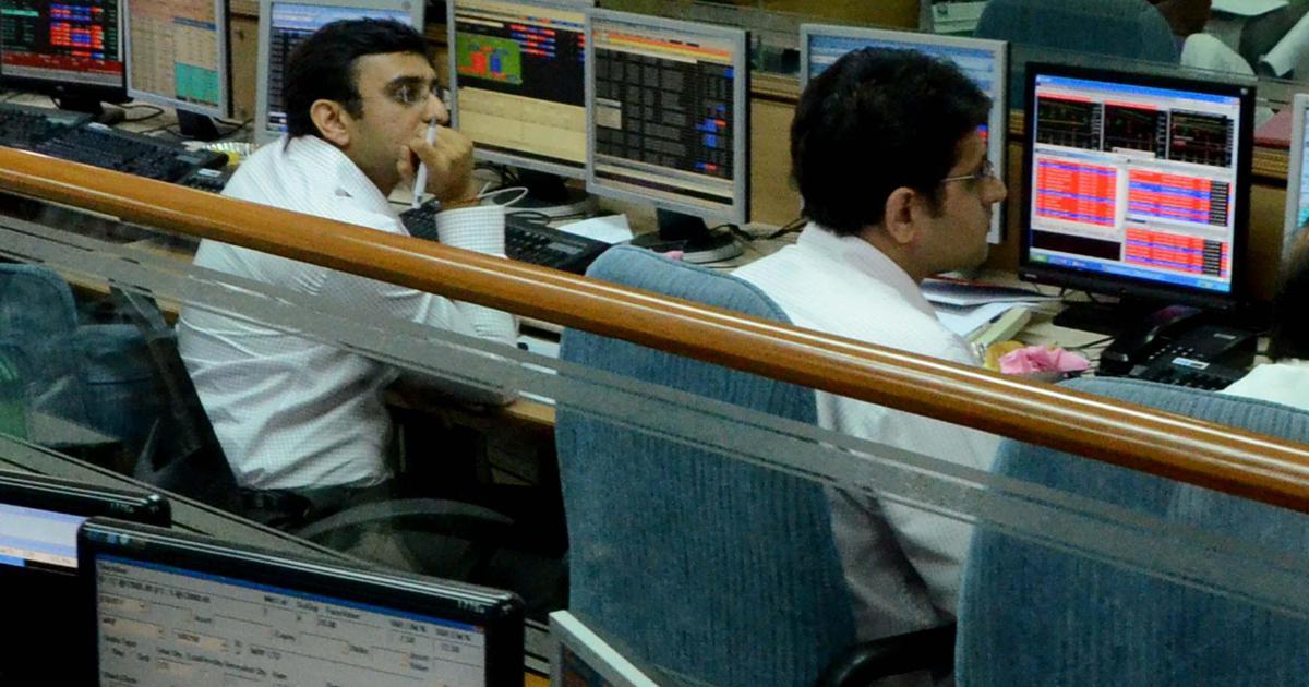 Sensex closes at three-month high, Nifty above 10,800 on global cues, upcoming Karnataka polls