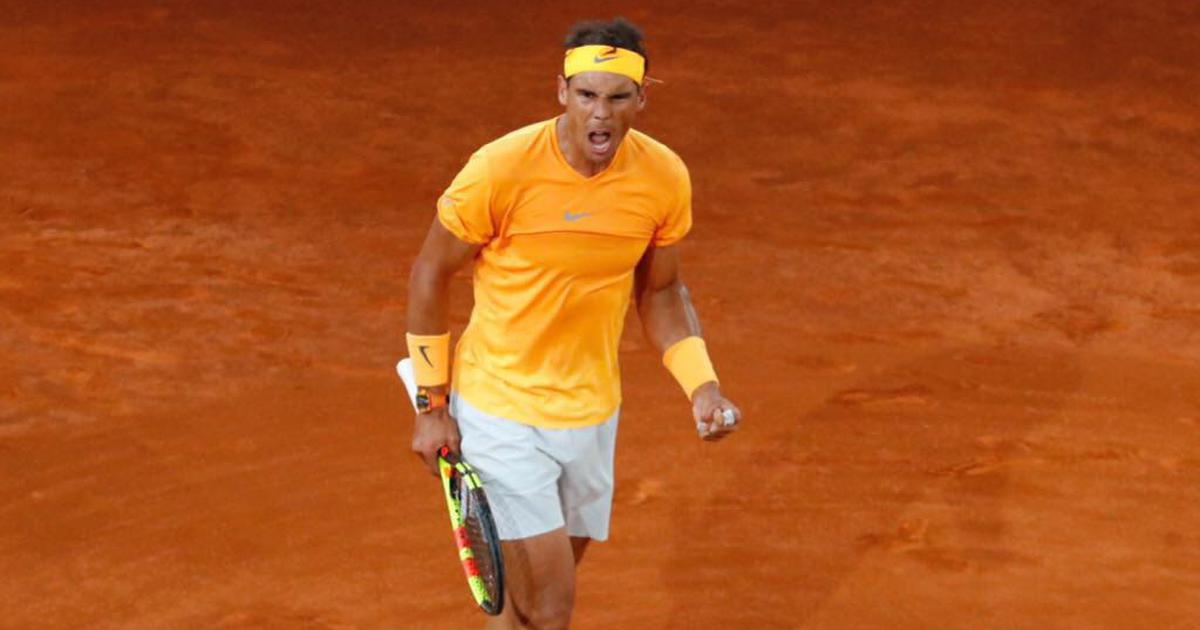 50 Straight Sets No Tiebreakers The Numbers Behind Rafael Nadal S Clay Court Run Are Incredible