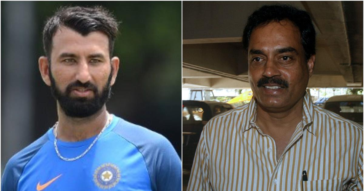 Pujara coming back from England and playing against Afghanistan defies logic, says Vengsarkar