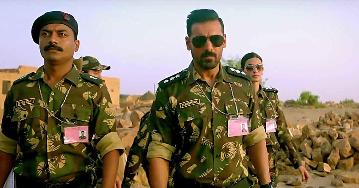 'Releasing the film was like conducting a nuclear test': John Abraham on his embattled 'Parmanu'