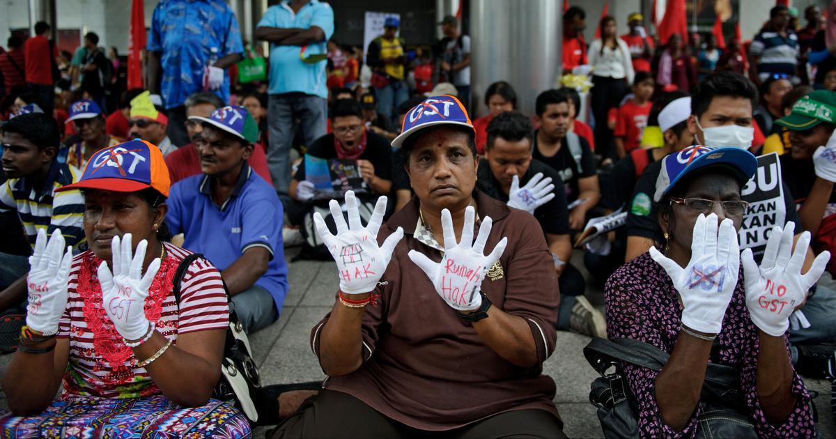Public anger over GST helped fell Malaysia's Najib Razak. Should Narendra Modi be worried?