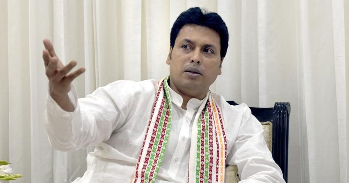 Congress says Tripura's BJP government 'worse than British rule'