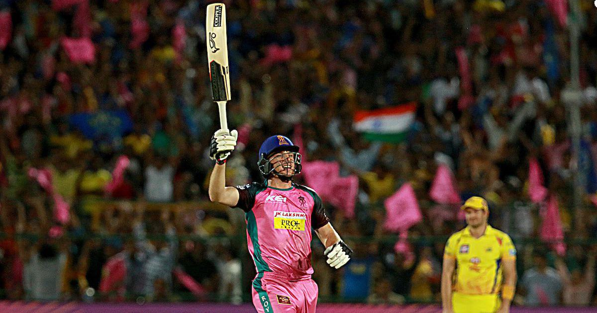 IPL 11: Buttler stars as Rajasthan Royals beat Chennai Super Kings to stay in hunt for playoff spot
