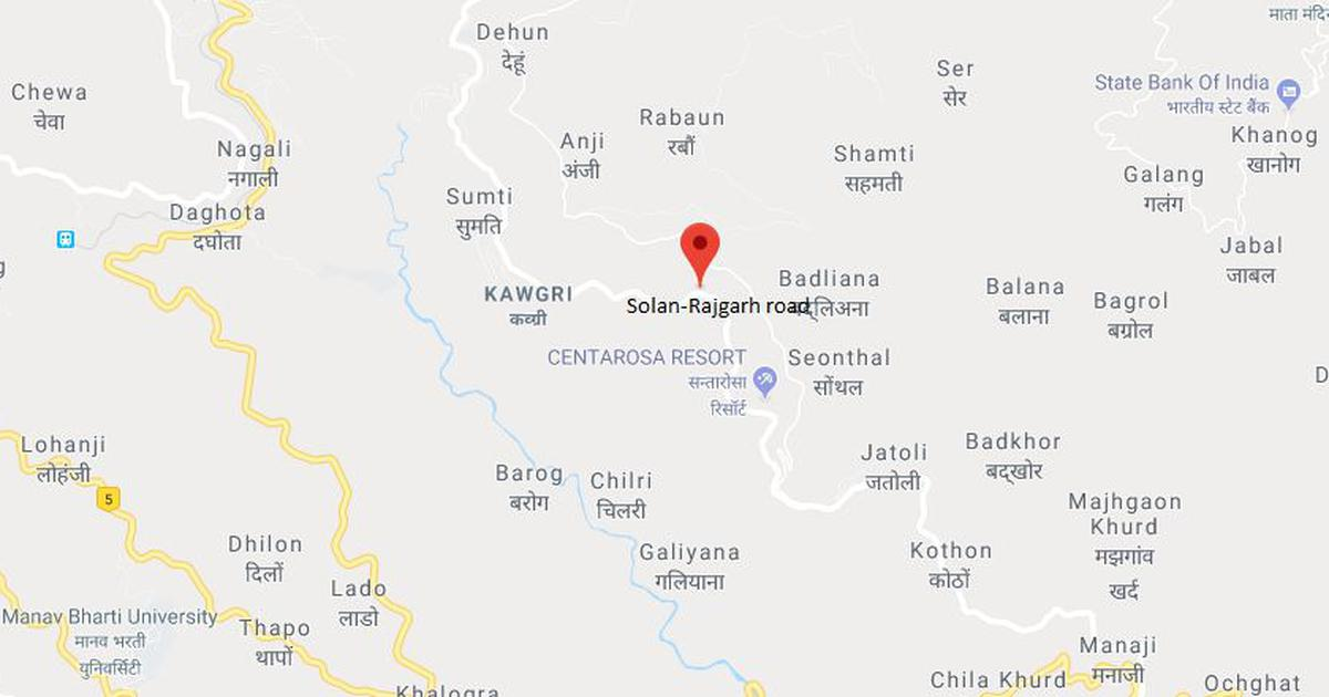 Himachal Pradesh: Seven killed, 12 seriously wounded as bus falls into gorge near Shimla