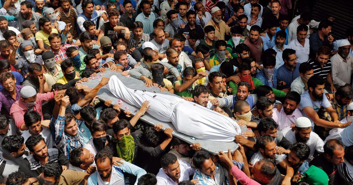 Kashmir: There exists an entire range of methods to kill Kashmiris, running  them over is the latest