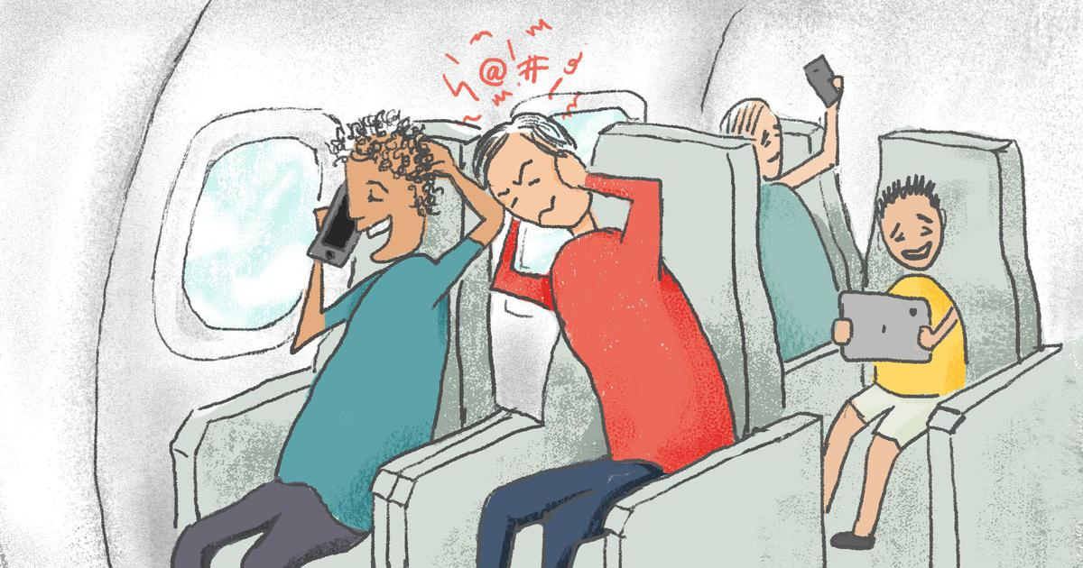 India has approved phone calls on planes. Welcome to your worst nightmare